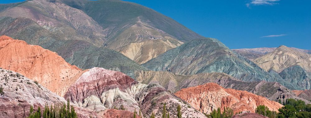 Seven coloured mountain - Jujuy